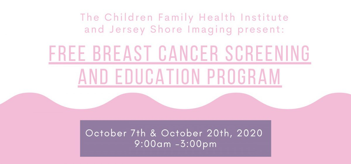 Free Breast Cancer Screening and Education Program